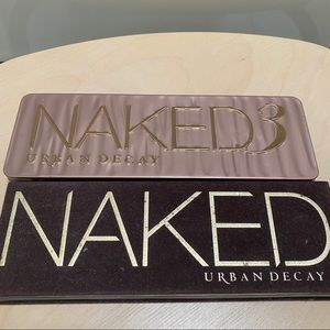 2 for 30 Urban Decay Naked eyeshadow